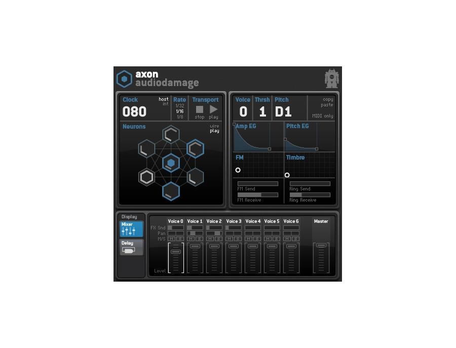 Audio Damage Axon