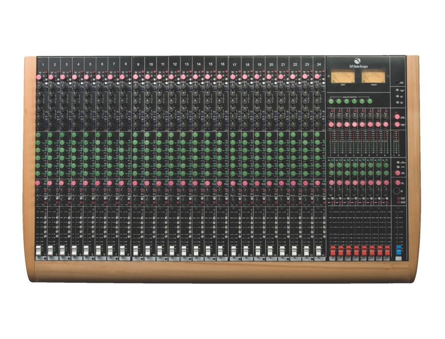 Toft Audio ATB24 Analog Mixing Console