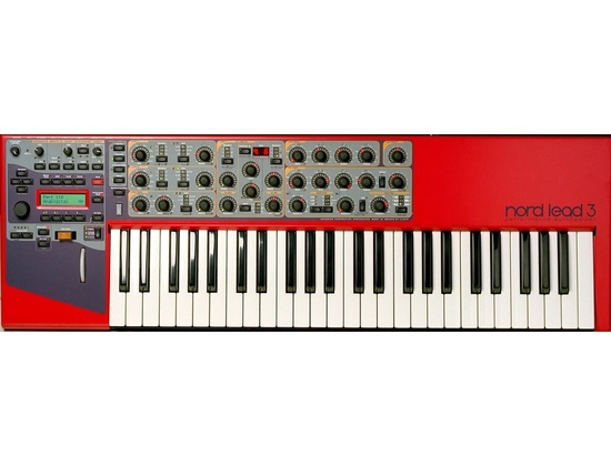Clavia Nord Lead 3 Synthesizer