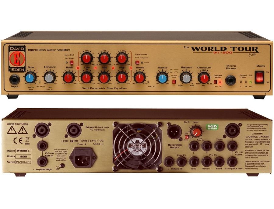 Eden WT800