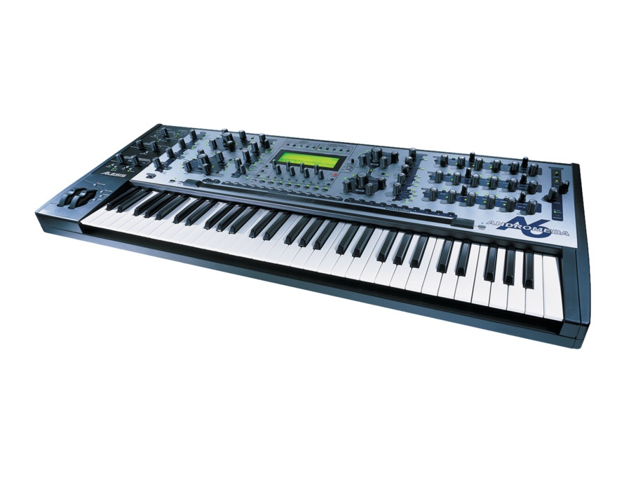 Alesis a6 andromeda synthesizer xl