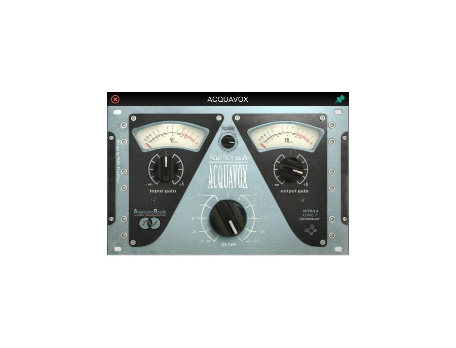 Acustica audio acquavox xl