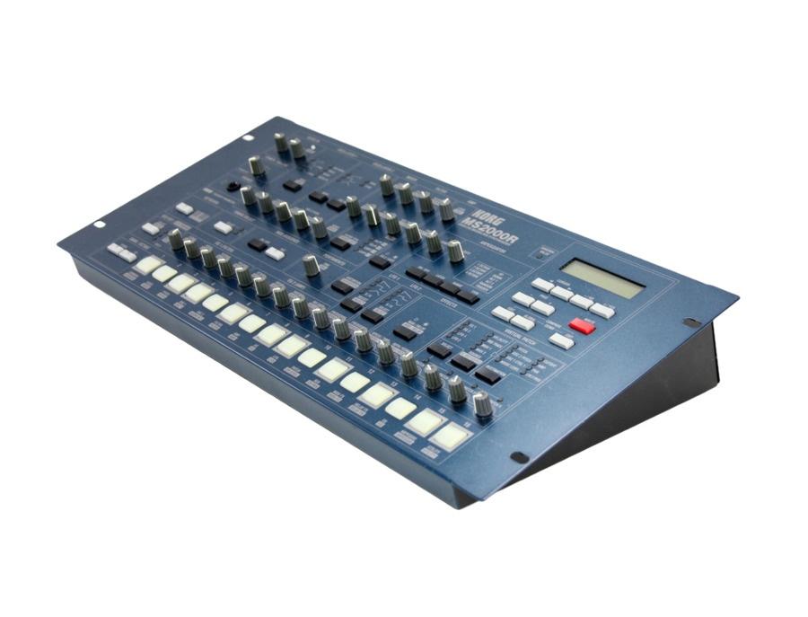 Korg MS2000R Synthesizer