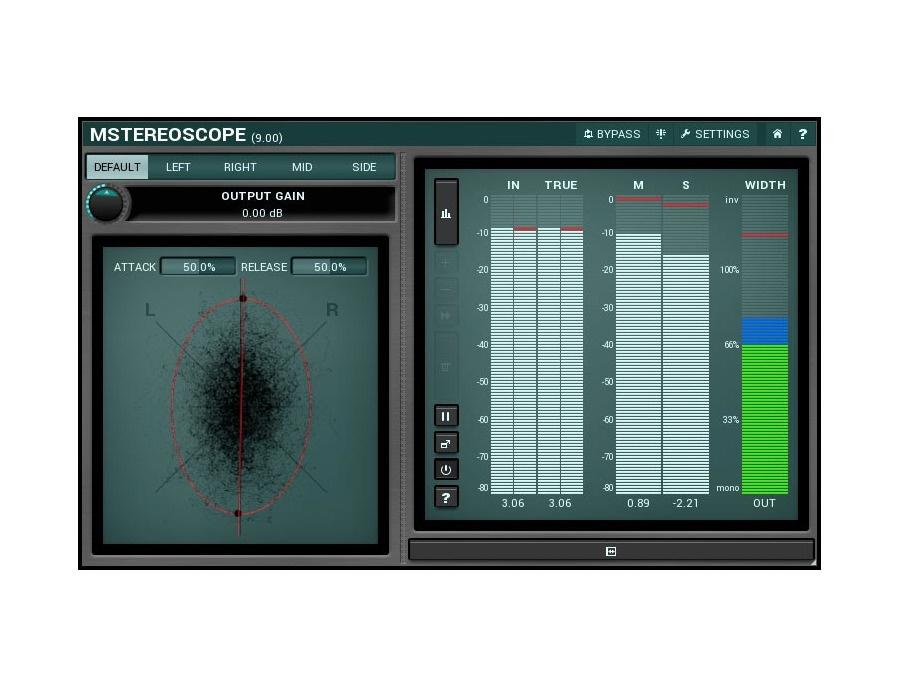 MeldaProduction MStereoScope