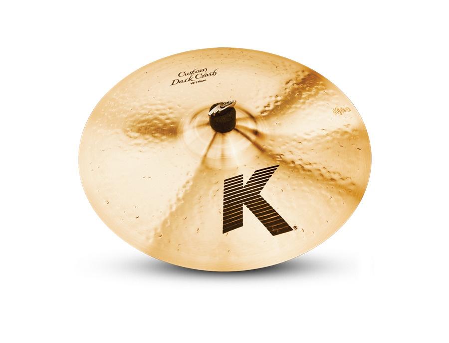 "Zildjian 18"" K Custom Dark Crash"