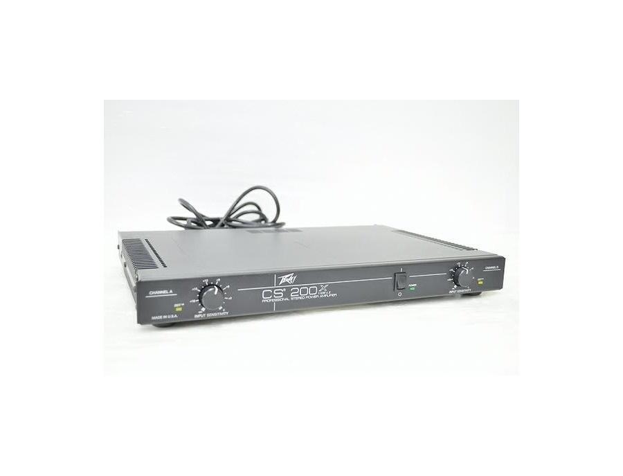 Peavey CS200X Power Amp