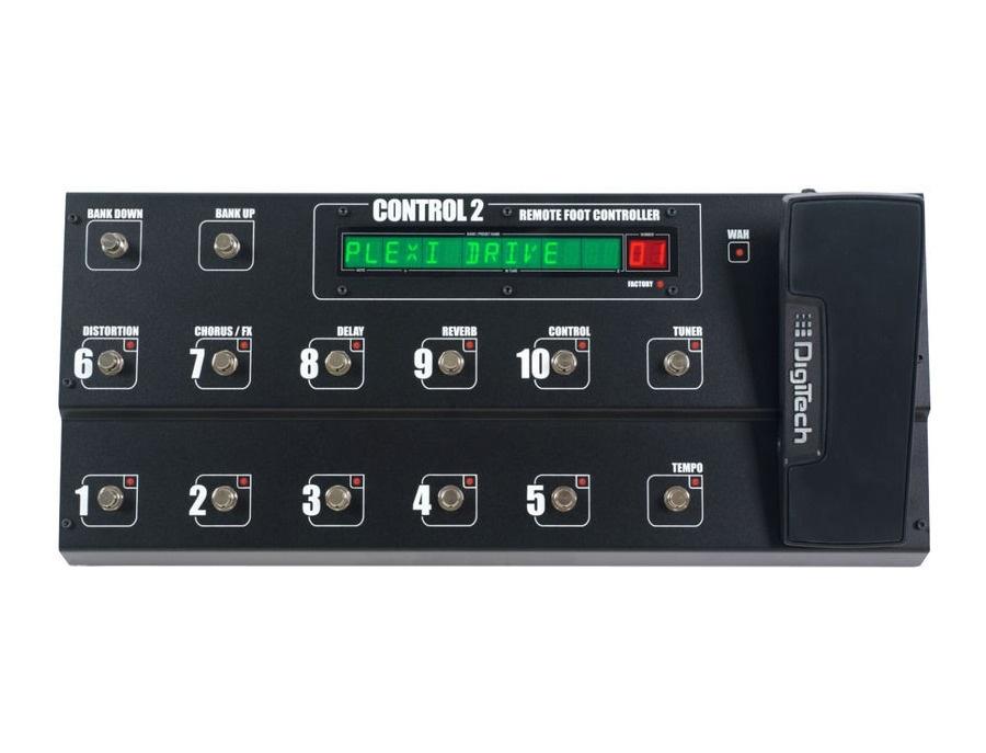 Digitech Control 2
