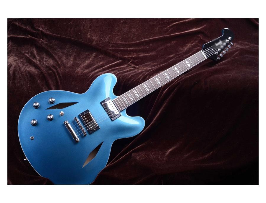 Gibson DG-335 Left-handed