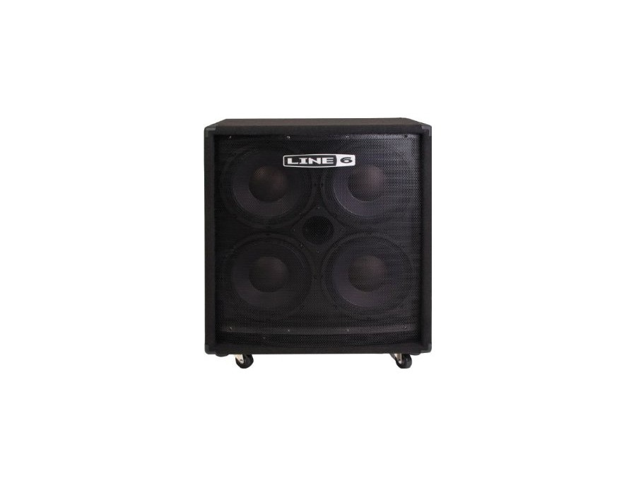 Line 6 lowdown 410 bass cabinet 600 watts 4x10 xl