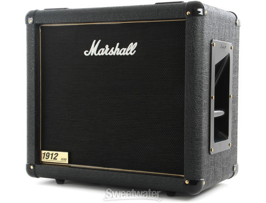 Marshall 1912 1X12 Cabinet