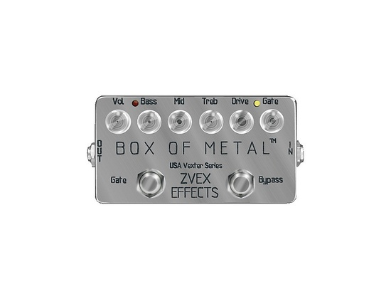 ZVEX Box of Metal (USA Vexter Series)