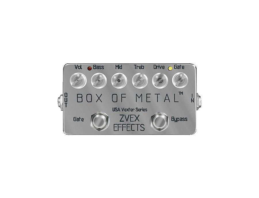 ZVEX Box of Metal (USA Vexter Series)