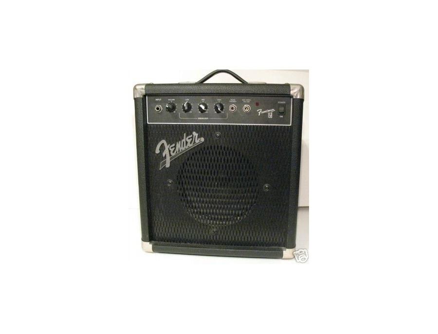 Fender Frontman 15B