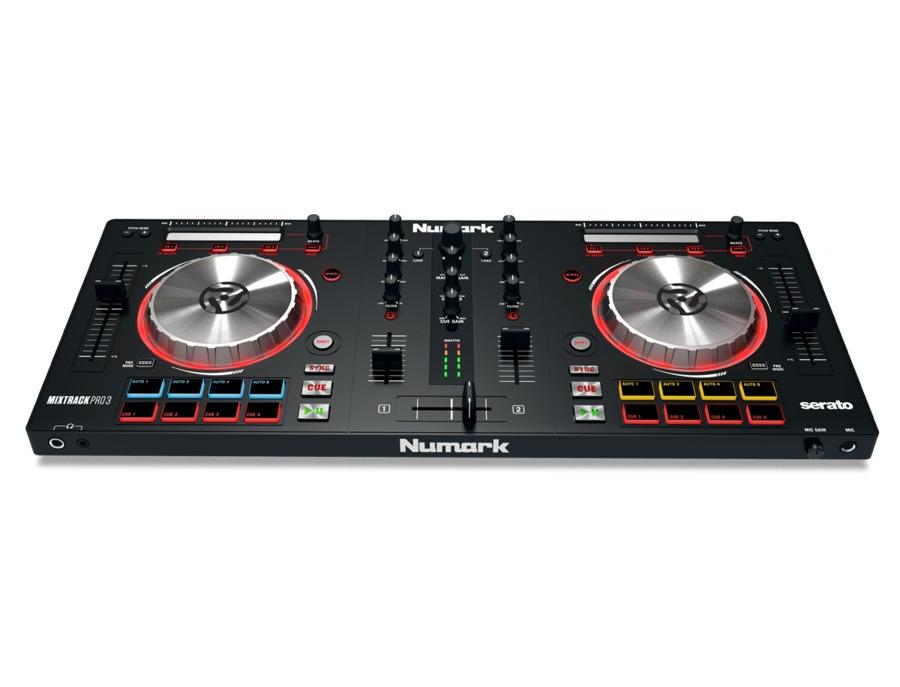 Numark mixtrack 3 dj controller xl