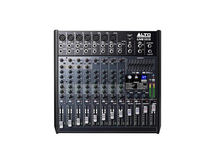 Alto Professional Live series 1202