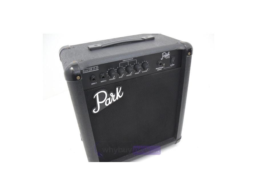 Park bass gb 15 10 xl