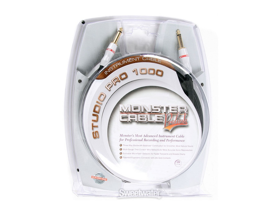 Monster Cable Studio Pro 1000