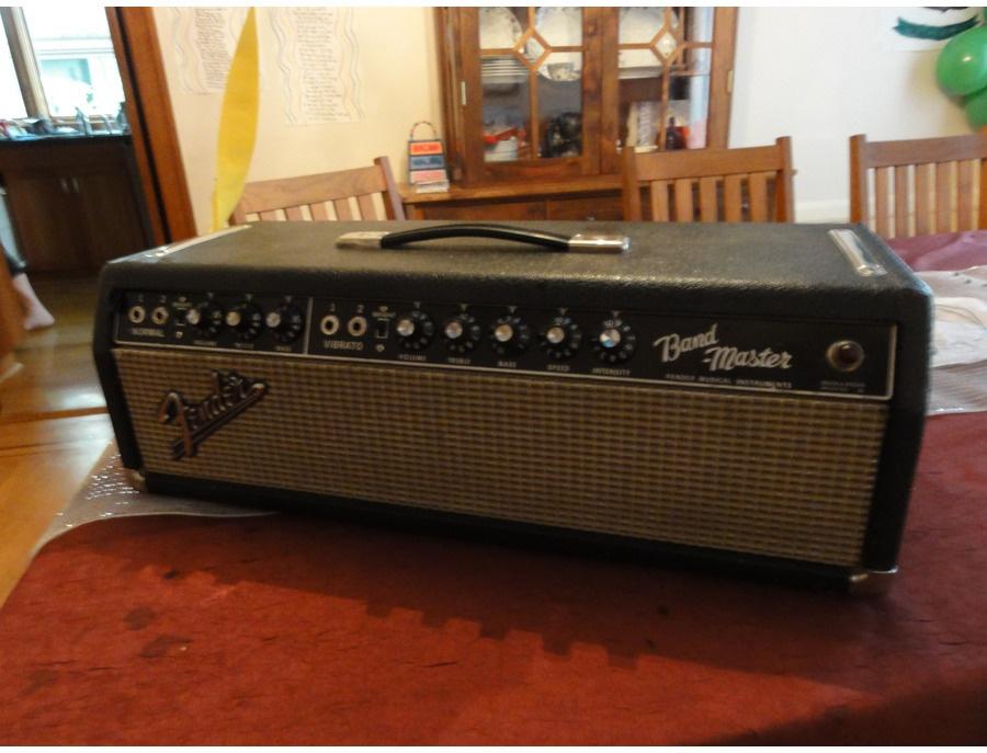 1966 Fender Bandmaster