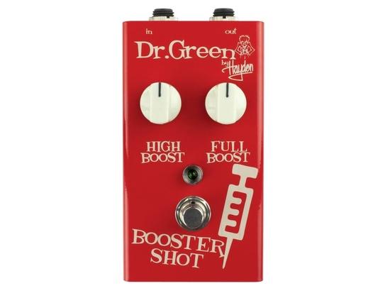 Dr. Green Booster Shot