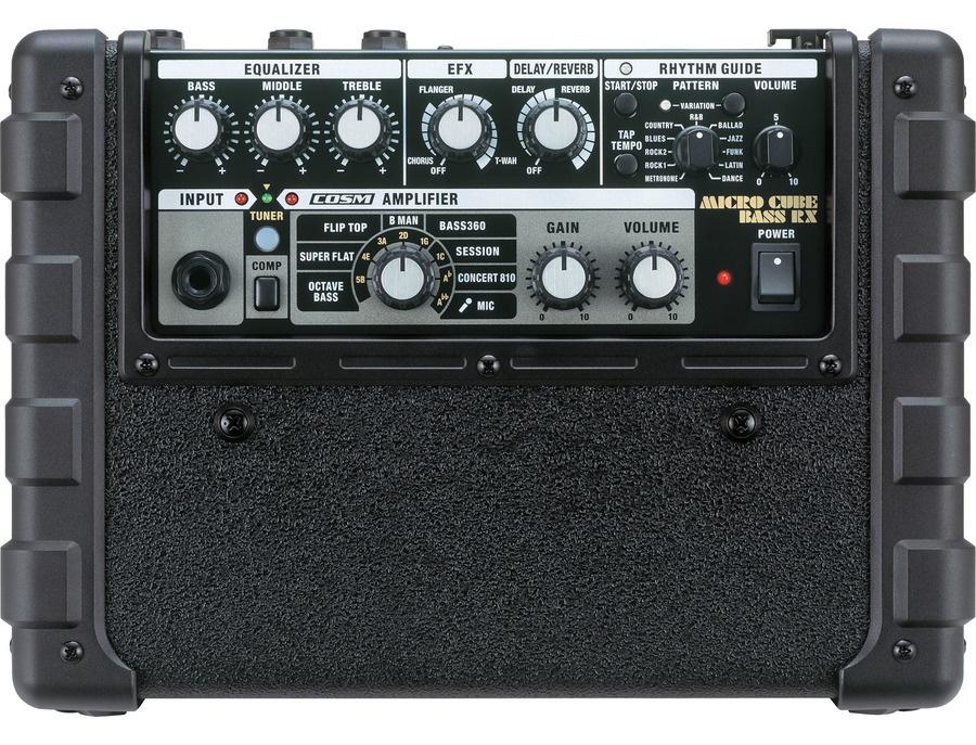 Roland micro bass cube RX