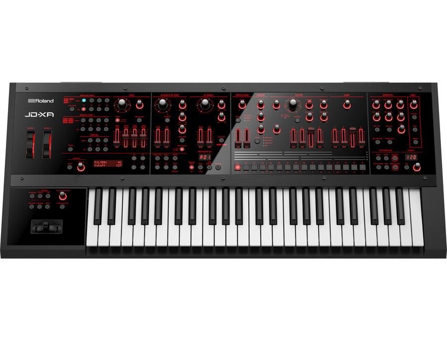 Roland jd xa analog digital crossover synthesizer xl