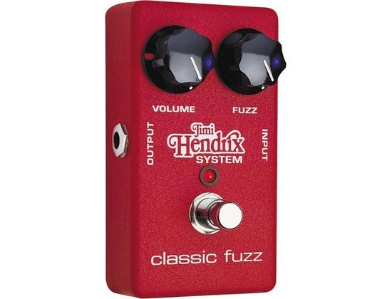MXR Dunlop Jimi Hendrix Classic Fuzz JH-2S