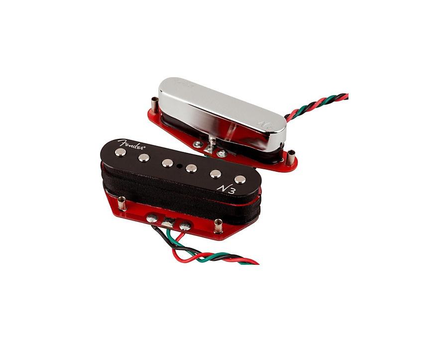 fender n3 noiseless pickups telecaster reviews prices equipboard. Black Bedroom Furniture Sets. Home Design Ideas