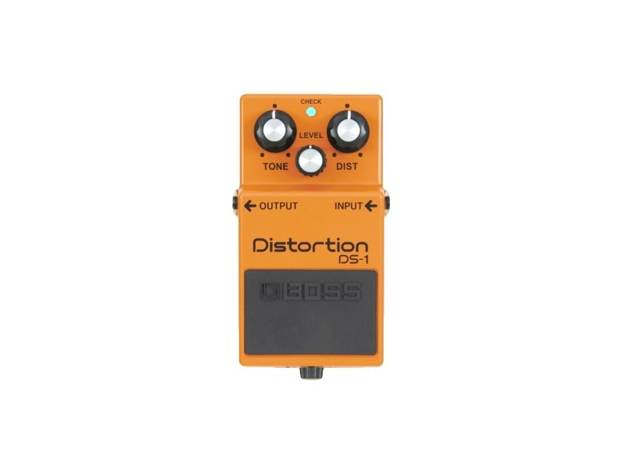 Boss DS-1 Distortion Brit Mod