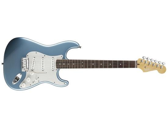 Fender Stratocaster Blue Rosewood Fretboard