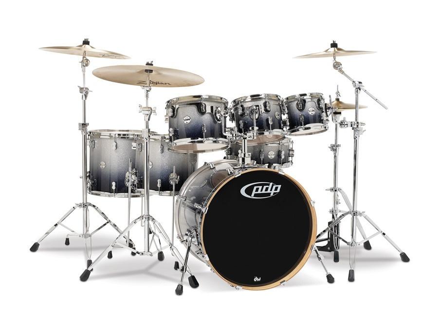 PDP X7 Maple Drum Kit