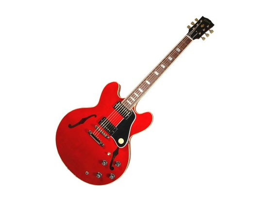Gibson ES-335 Faded Cherry