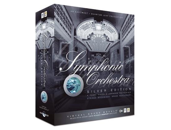 East West Quantum Leap Symphonic Orchestra Silver Edition