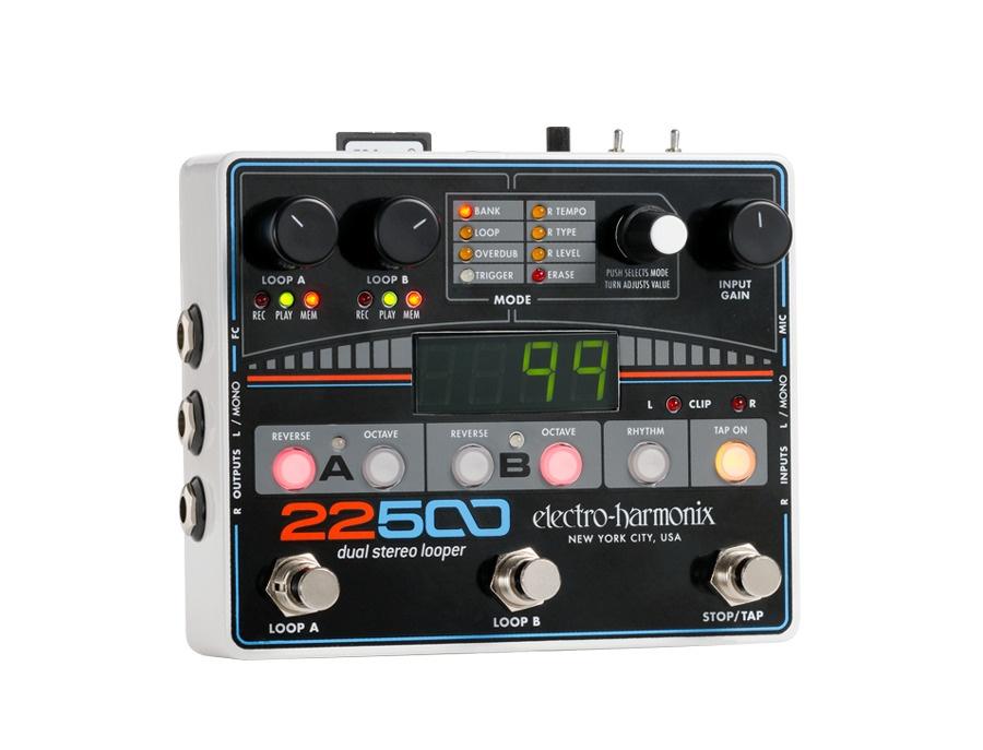 Electro harmonix 22500 dual stereo looper xl