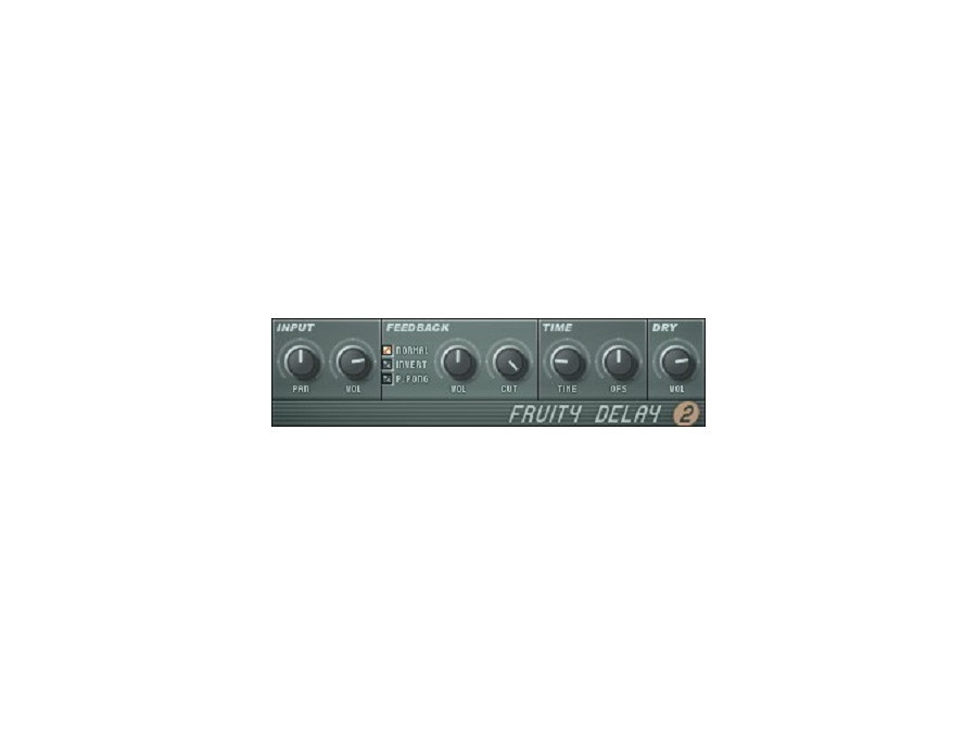 Image line fruity delay 2 xl