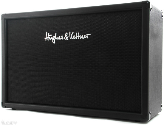 Hughes Amp Kettner 2x12 Guitar Speaker Cabinet Black Reviews