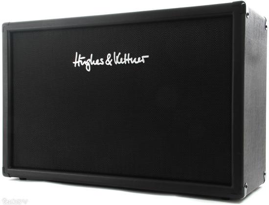 Hughes & Kettner 2x12 Guitar Speaker Cabinet  Black