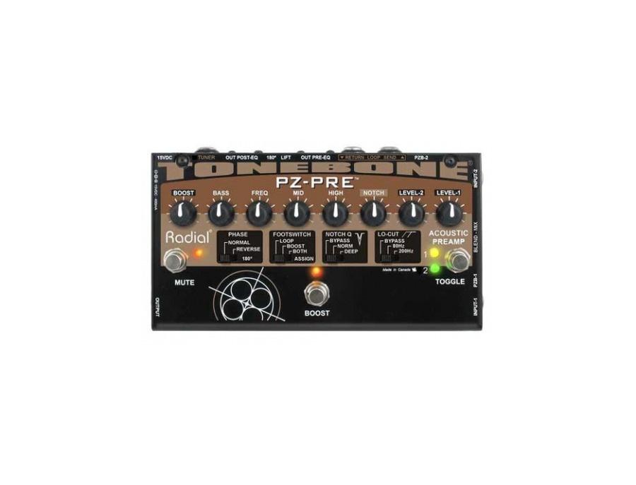 Adial Tonebone PZ-Pre Acoustic Preamp