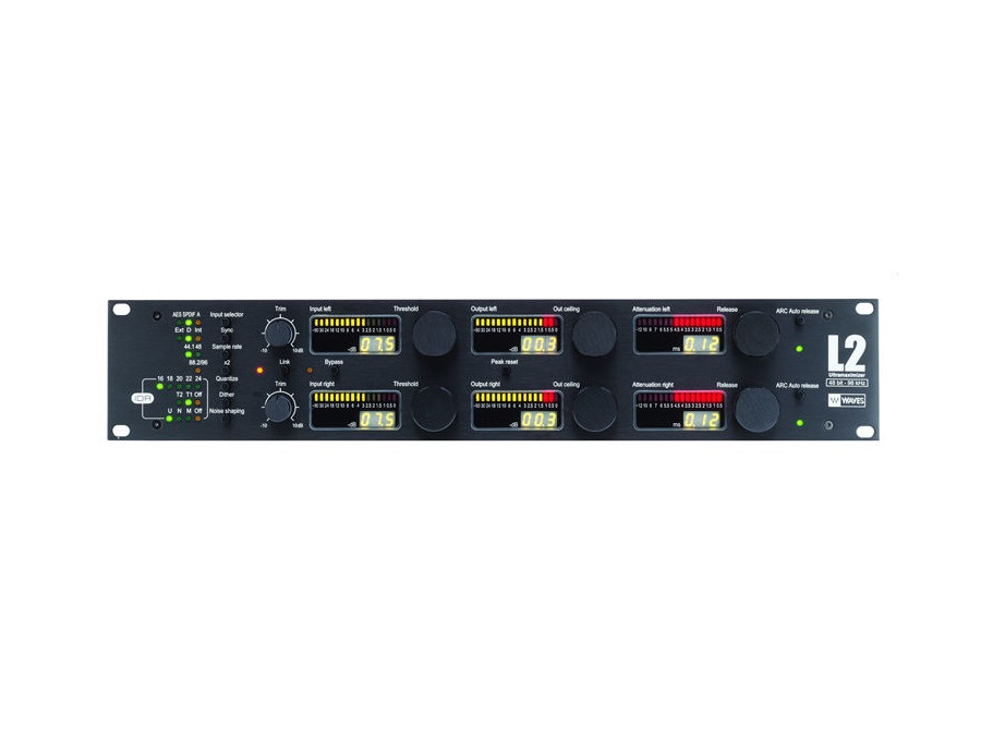 Waves L2 Ultramaximizer Hardware