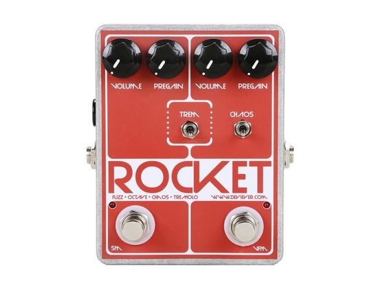 Devi Ever Rocket Fuzz