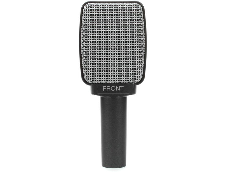 Sennheiser e 609 dynamic supercardioid guitar microphone xl