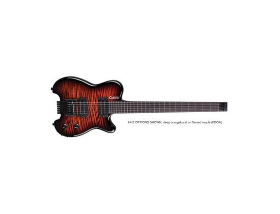 Carvin Guitars - Allan Holdsworth Signature Series HH2 Headless Guitar