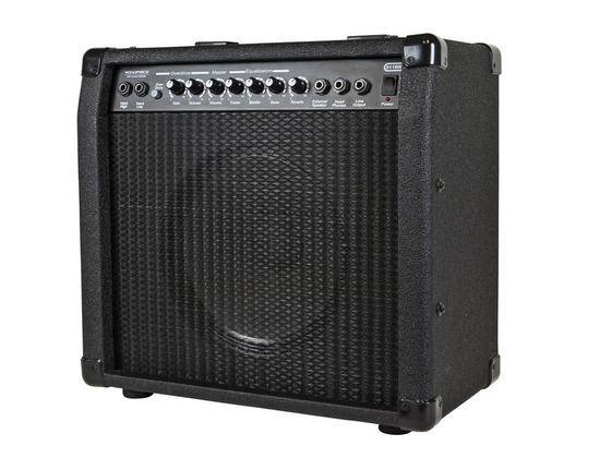 Monoprice 40-Watt, 1x10 Guitar Combo Amplifier with Spring Reverb
