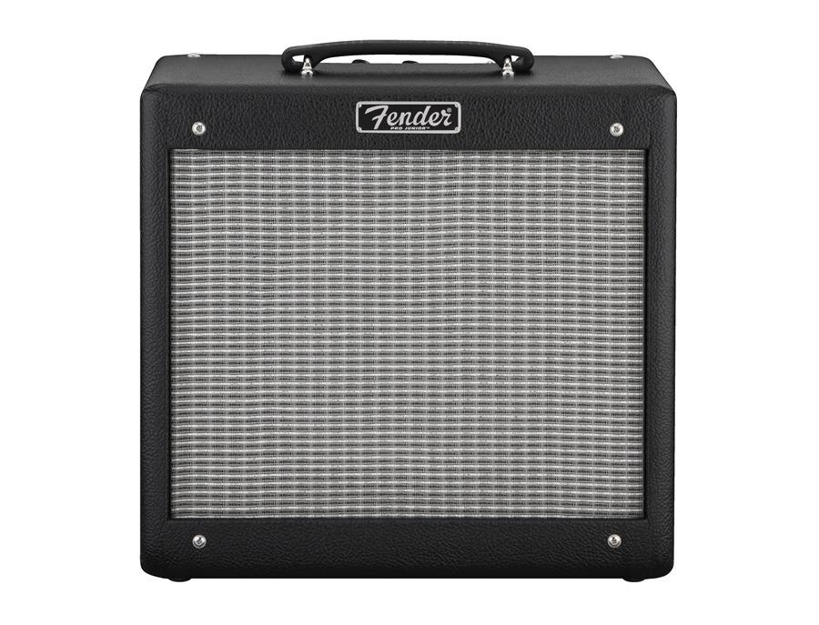 Fender Pro Junior III 15-Watt 1x10 Guitar Combo Amp