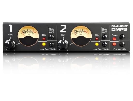 M-Audio DMP3 2-Channel Mic Pre/Direct Box