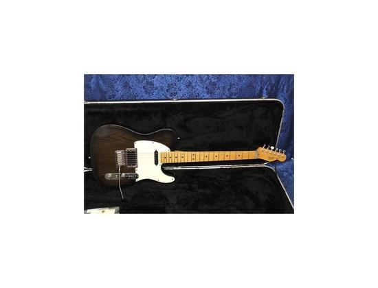 "Fender Telecaster Plus ""Ebony Frost"""