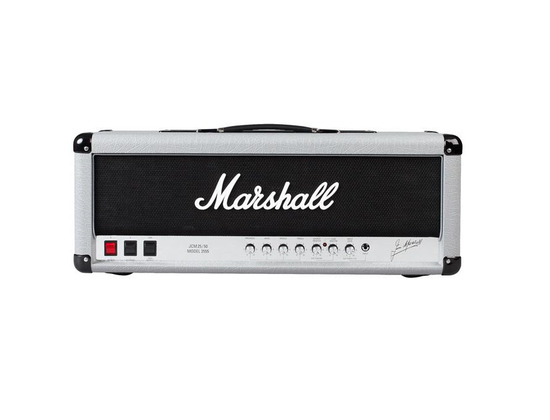 Marshall 2555X Silver Jubilee Reissue