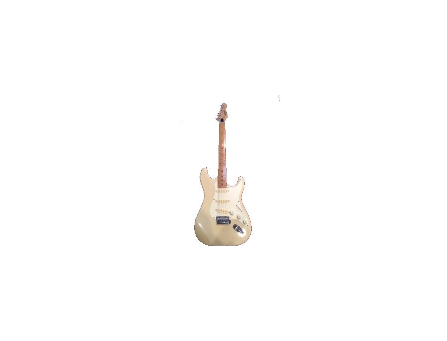 1994 Peavey Predator Made in USA Stratocaster Style White