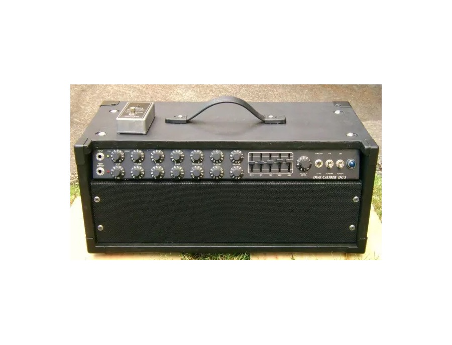 Mesa Boogie DC-5 Dual Caliber Head 50 watts