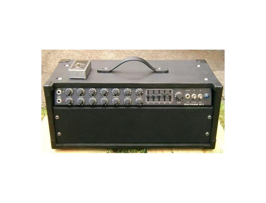 Mesa Boogie DC-5 Dual Caliber Head 50 watts