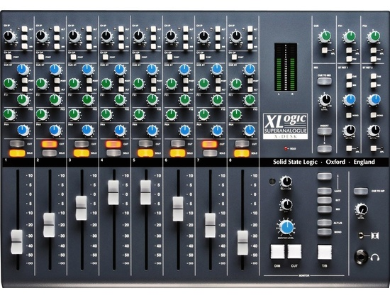 solid state logic x desk 16 channel analogue mixer reviews prices equipboard. Black Bedroom Furniture Sets. Home Design Ideas